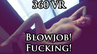 360 VR BlowjobFucking