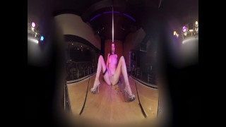 Private Dancer: Madelina Horn (powered by SexLikeReal)