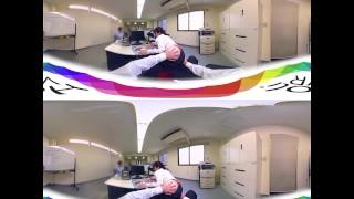 [HoliVR 360 VR Porn] パワハラ, オフィスセクハラ