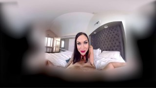 Karmen Karma Rides Your Cock In Virtual Reality