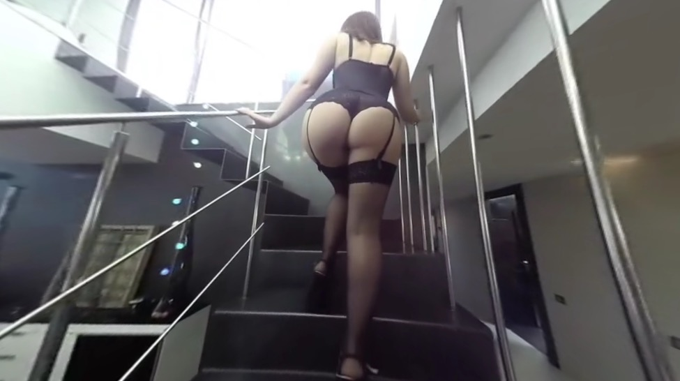 VR Big Tits and Ass Compilation 2017