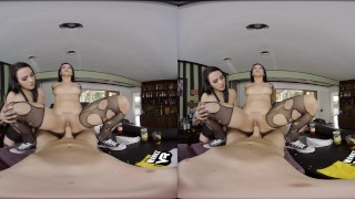 WankzVR - Dirty Bartenders