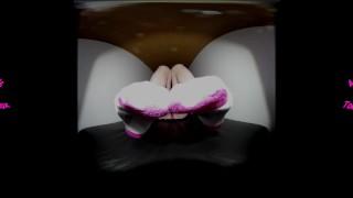 360 VR Foot Fetish Socks POV HelloKitty-Socks test
