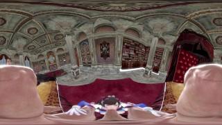 DVA POV Blowjob VR 360