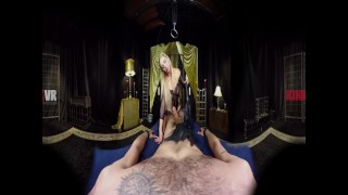 KinkVR Property of Cherie DeVille Part 1 - Tease and Denial