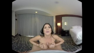 Full video link in comments NaughtyamericaVR - Romi Rain PSE