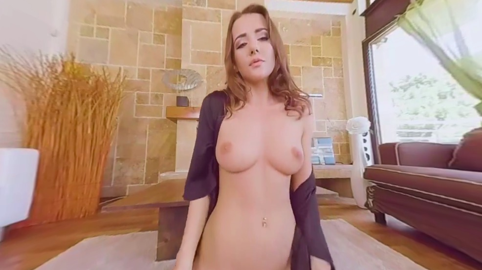 VIRTUAL TABOO - Kinky Sybil Thinking About Your Massive Cock