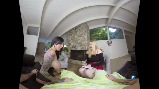 MilfVR - House Warming ft. Lily Lane & Anna Kelly
