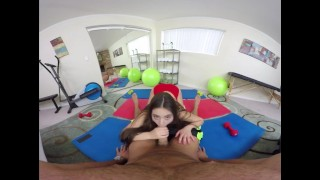 NAUGHTY AMERICA VR LENA PAUL - AFTER HOURS VR 180