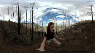 2018 AVN Contest Submission | Public Hiking 360 VR | freckledRED