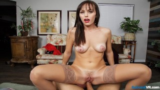BaDoinkVR.com Wild Anal Sex With Alana Cruise On Bar Mitzvah