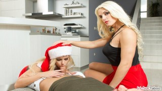 VIRTUAL TABOO - Hot Christmas Gift From Mother and Daughter