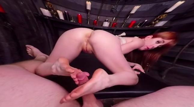 Penny Pax HD VR foot fetish